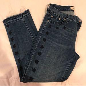 Star Girlfriend Jeans